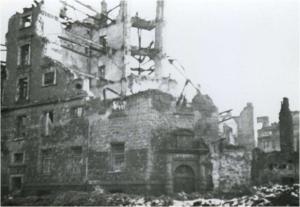 6. Ruiny więzienia na Daniłowiczowskiej