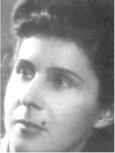 Falkowska-Modlińska Halina ps. Halina
