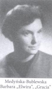 Medyńska- bublewska Barbara