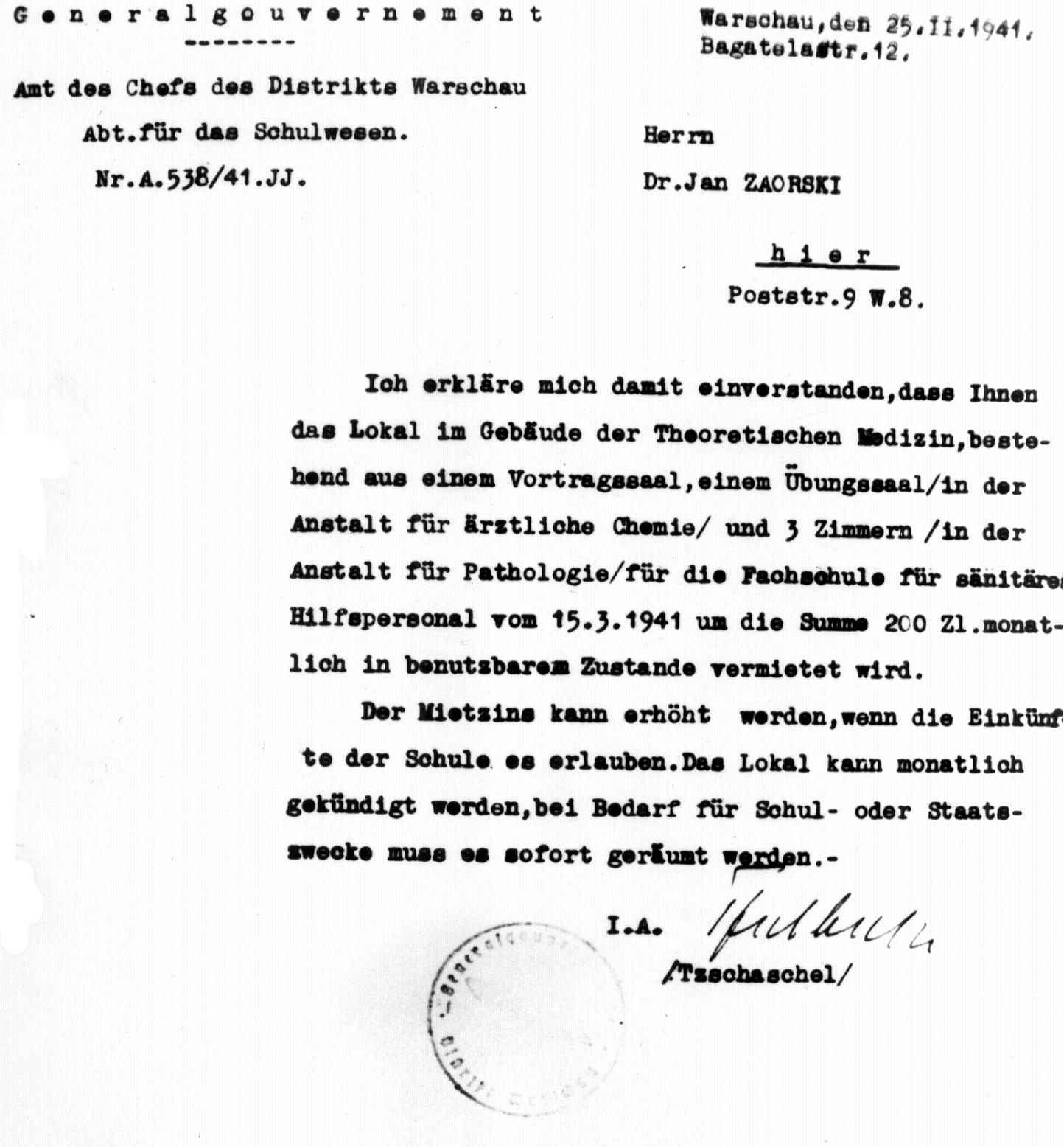 Profesor Jan Zaorski 18871956 Encyklopedia Medyków Powstania