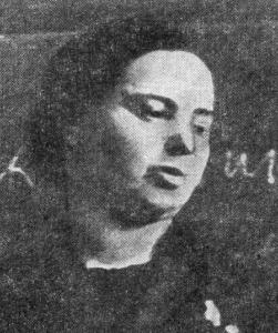 Prof. Janina Dąbrowska