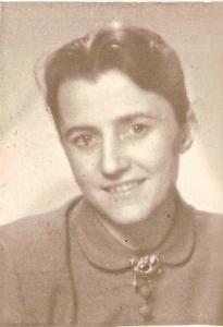 10289Krystyna Teresa Morska - Tomaszewska ps. Zyta - lata 1950