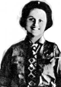 Barbara Skwarska ps. Basia