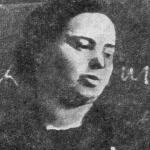 profesor Janina Dąbrowska