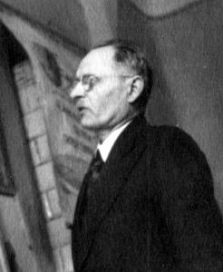 Prof. Edward Loth Szkoła Zaorskiego (1943)