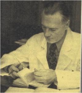 prof Tadeusz Orłowski
