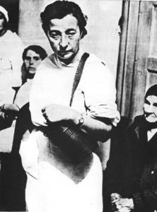 Siostra Bryza   Marcelina Borysewicz, kierownik przychodni zdrowia przy ulicy Srebrnej 12